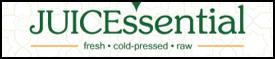 JuicEssential cold-pressed fresh juice