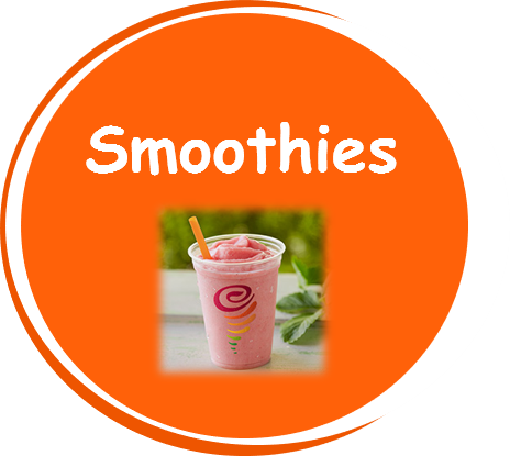 Smoothies now served at Local Health Market -- healthiest and best tasting smoothies